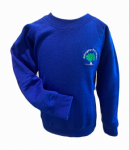 Ashingdon Pre-School Crew Neck Sweatshirt - Royal